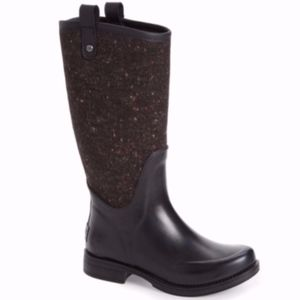 NEW UGG Stefana Waterproof Rubber Boot